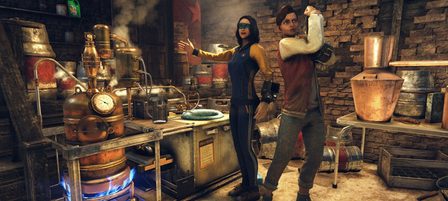 Bethesda раскрыла некоторые детали грядущего обновления для Fallout 76