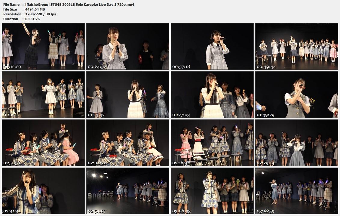 Naisho-Group-STU48-200318-Solo-Karaoke-Live-Day-1-720p-mp4
