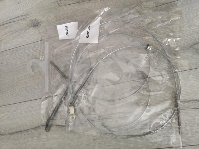 Handbrake-cables