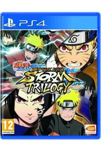 Naruto Triology (1,2,3)