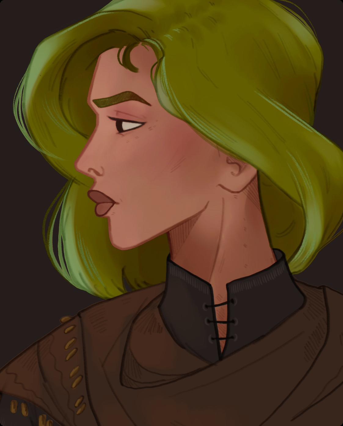 Lady Topaz Avatar