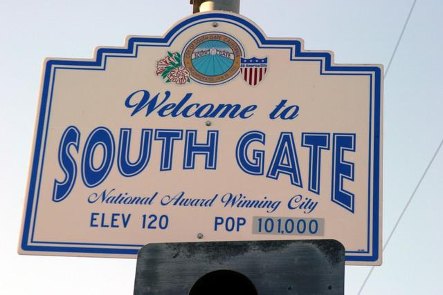 South-Gate