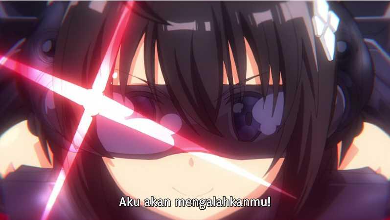Itai no wa Iya nano de Bougyoryoku ni Kyokufuri Shitai to Omoimasu Episode 8 Subtitle Indonesia