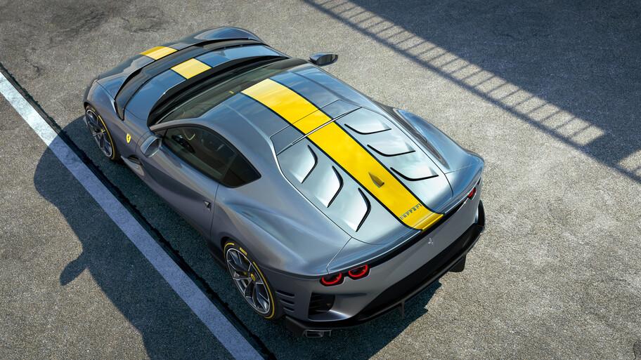 Edición limitada Ferrari V12