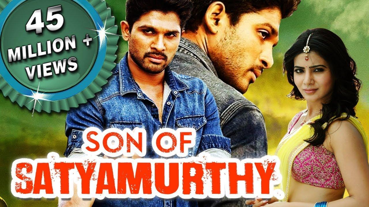 Son Of Satyamurthy 2015 Hindi Dubbed Movie Web-dl x264 AC3