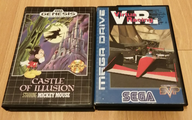 Ouvert MAJ 01/08/2019 [Vds/Échange] Sega Ms et  Megadrive Jeux et pack / Nintendo Action Set - Sony à venir - Page 5 IMG-20191127-211159