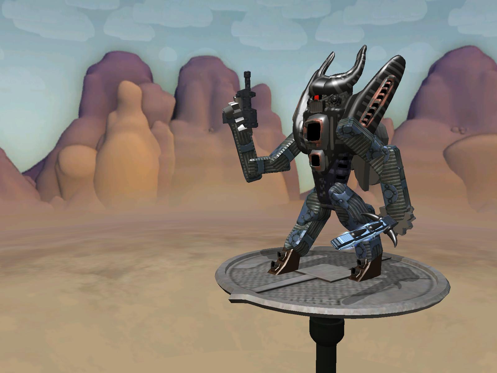 Juguete Navideño: Robot Ekonotria[SN][E] Spore-09-01-2020-01-51-01