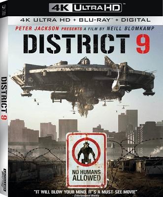 District 9 (2009) FullHD 1080p UHDrip HDR10 HEVC AC3 ITA + E-AC3 ENG