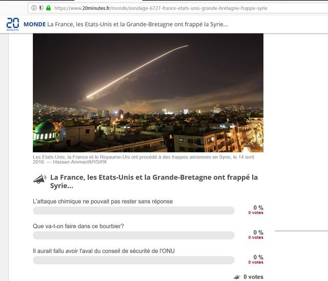 sondage frappes Syrie 2