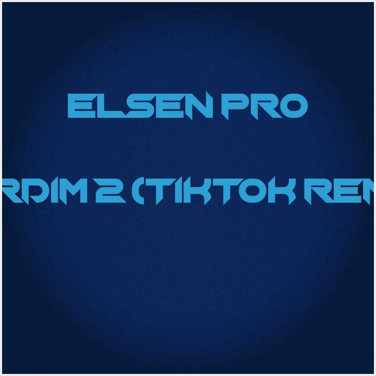 دانلود آهنگ جدید Elsen Pro به نام Derdim 2 (Tiktok Remix)