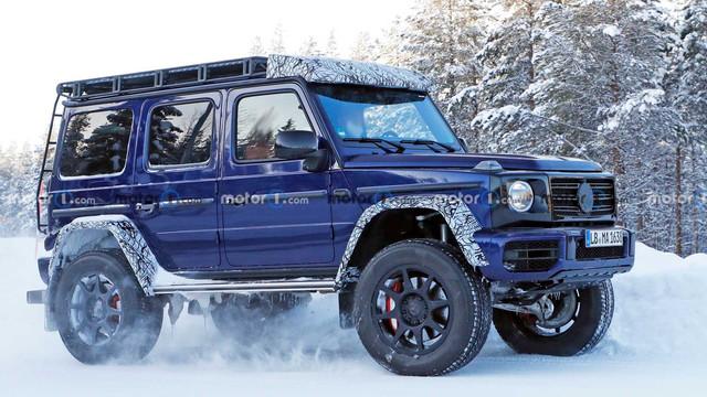 2017 - [Mercedes-Benz] Classe G II - Page 10 29945399-6097-479-E-A280-077-A4-A449408