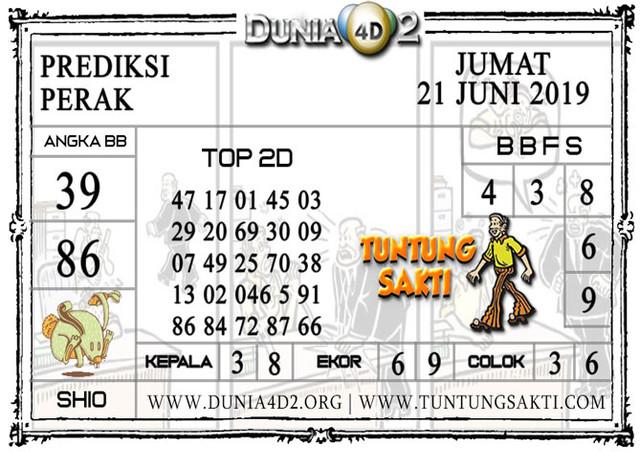 """Prediksi Togel """"PERAK"""" DUNIA4D2 21 JUNI 2019"""