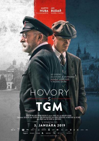Rozmowy z Masarykiem / Hovory s TGM (2018) PL.WEB-DL.XviD-KiT | Lektor PL