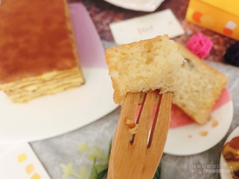 蕃老爹 Han Jee 檸檬旅人蛋糕 近照