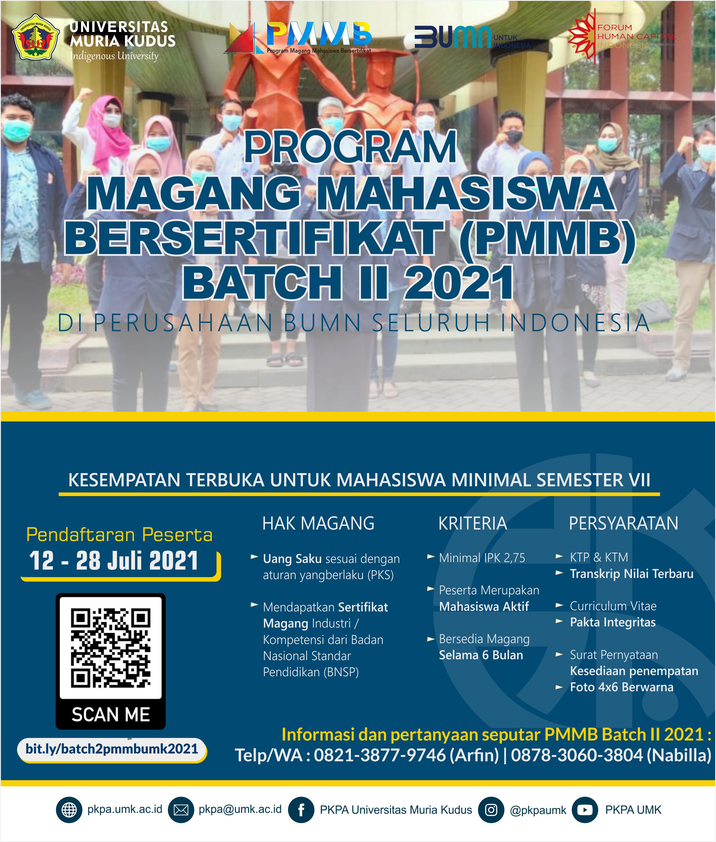 PMMB-Batch-II-2021-New