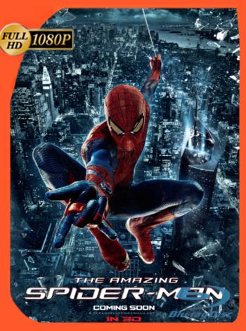 El Sorprendente Hombre-Araña (2012) BDRip [1080p] Latino [GoogleDrive]