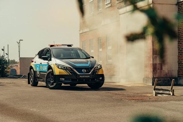 Nissan RE-LEAF : De L'énergie Au Service Des Secours  Nissan-RE-LEAF-10-source