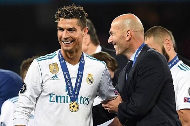 Ronaldo: Hanya Zidane yang Bisa Menangani Tim dengan Cara Cerdas