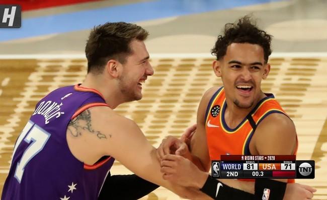 ამერიკის გუნდი 151-131 მსოფლიოს გუნდი | NBA | ოლ სტარი | მიმოხილვა