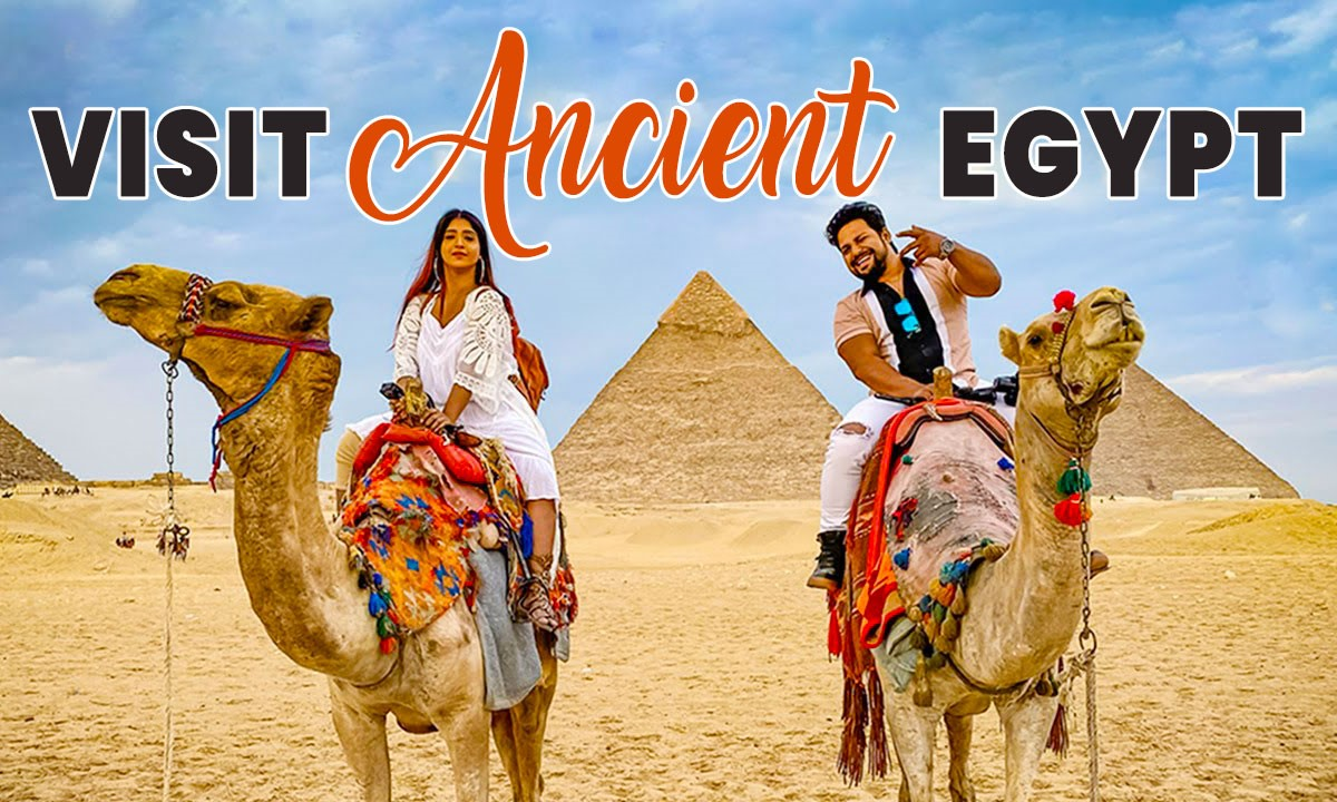 Top Five Reasons To Visit Ancient Egypt