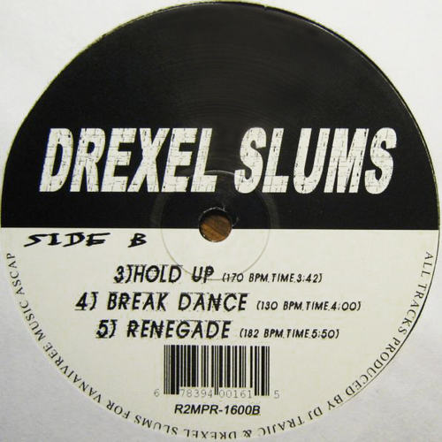 Drexel Slums - Evil