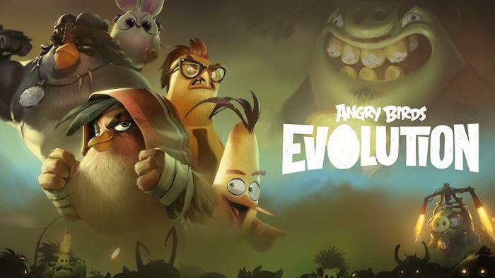 Angry Birds Evolution (MOD, High Damage)