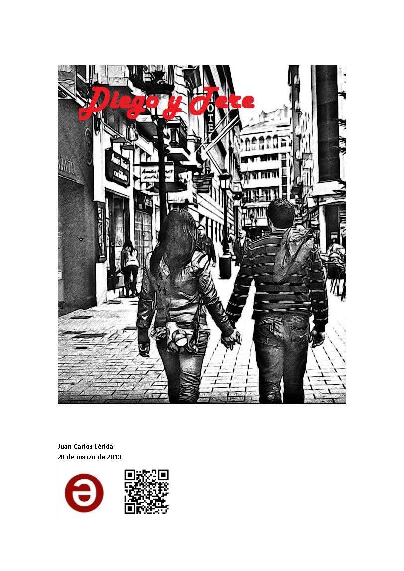 "DIEGO Y TERE P gina 001 - Mi Novela ""Diego y Tere"""