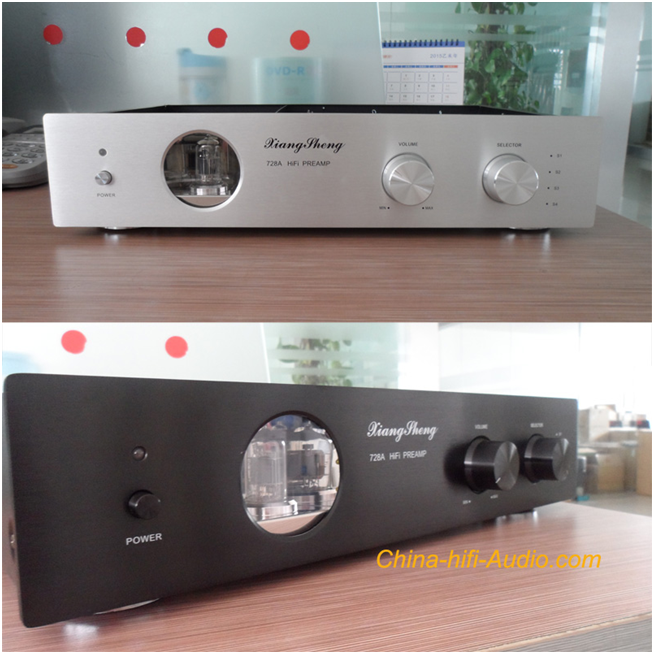 China-hifi-Audio Announces New Xiangsheng DAC preamp & Yaqin Tube Amp Products in its Portfolio