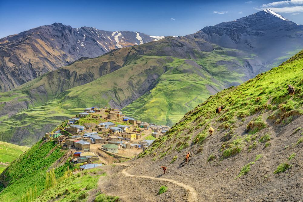 السياحة في اذربيجان قوبا