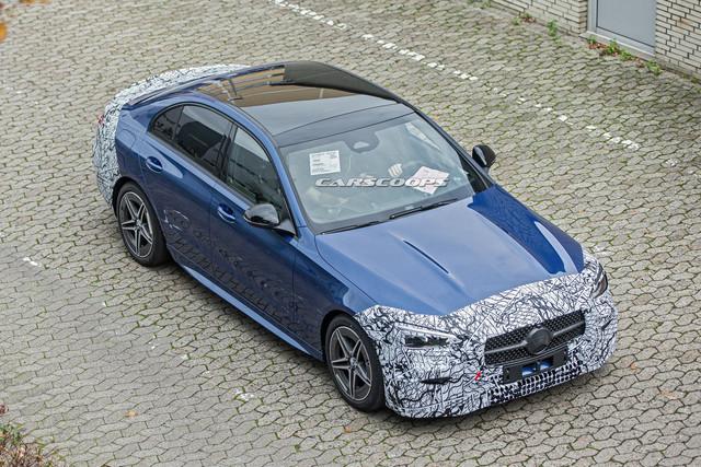 2020 - [Mercedes-Benz] Classe C [W206] - Page 8 AEF1-E30-D-F70-F-40-F3-82-F4-EFDB3-CAD85-FF