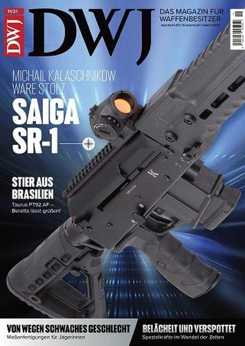Dwj Magazin für Waffenbesitzer No 11 November 2021