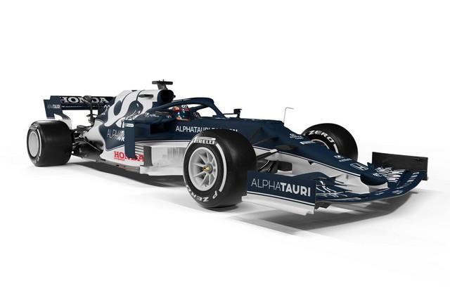 F1 2021 : La Scuderia AlphaTauri a présenté sa nouvelle Formule 1, baptisée AT02 At02-gallery2-scuderia-alphatauri