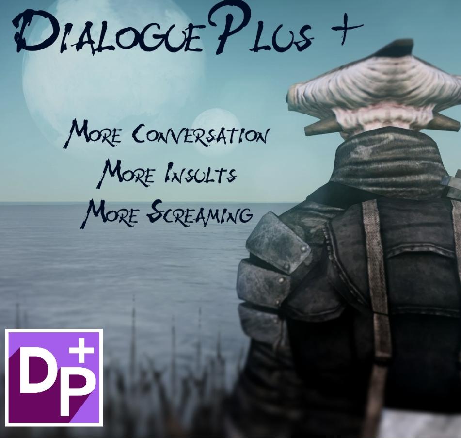 DialoguePlus+ / Новые диалоги (RU)