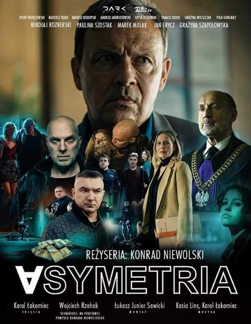 Asymetria (2020) PL.WEB-DL.XviD-KiT / Film Polski