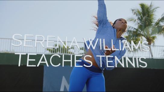 MasterClass – Serena Williams Teaches Tennis