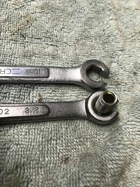 Brake-wrenches