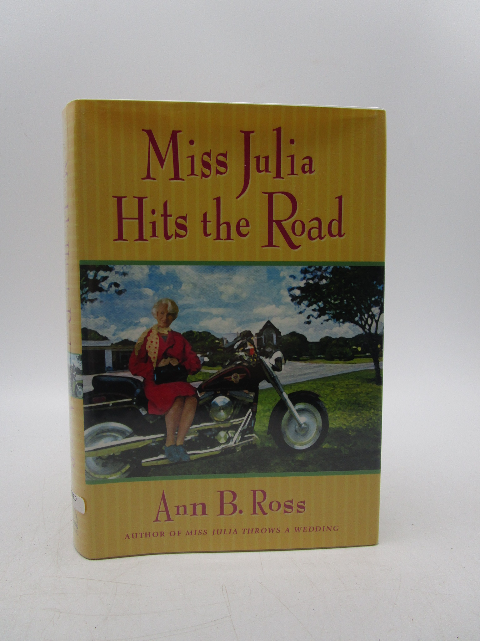 Image for Miss Julia Hits the Road (SIGNED)