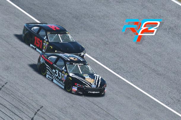 VRC NASCAR 2020 - Round 1 - Kansas