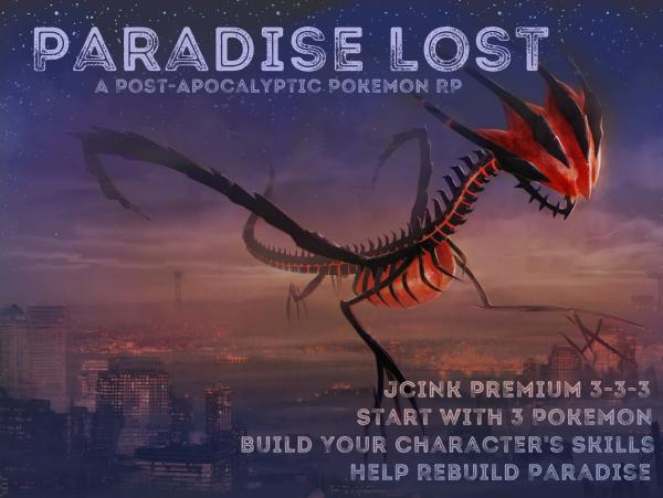 Paradise Lost [Post-apoc Pokemon] Plad2