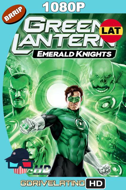 Linterna Verde: Caballeros Esmeralda (2011) BRRip 1080p Latino-Inglés MKV