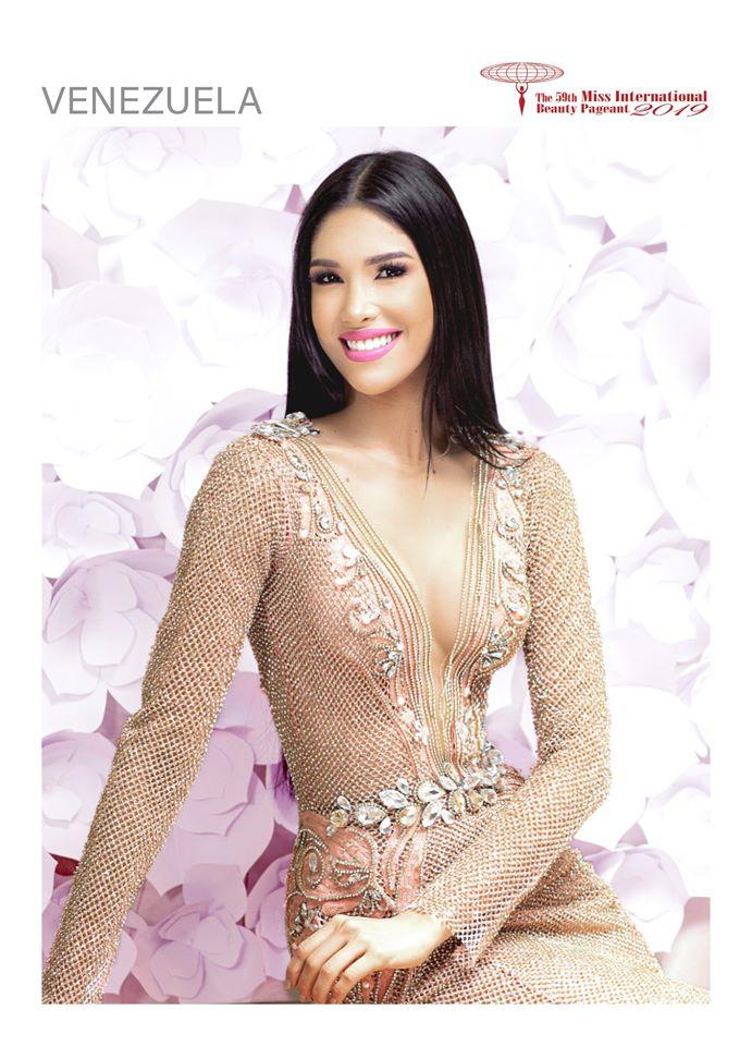 Round 31st : Miss International 2019 9
