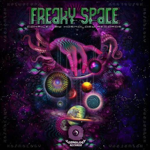 VA - Freaky Space (2021)