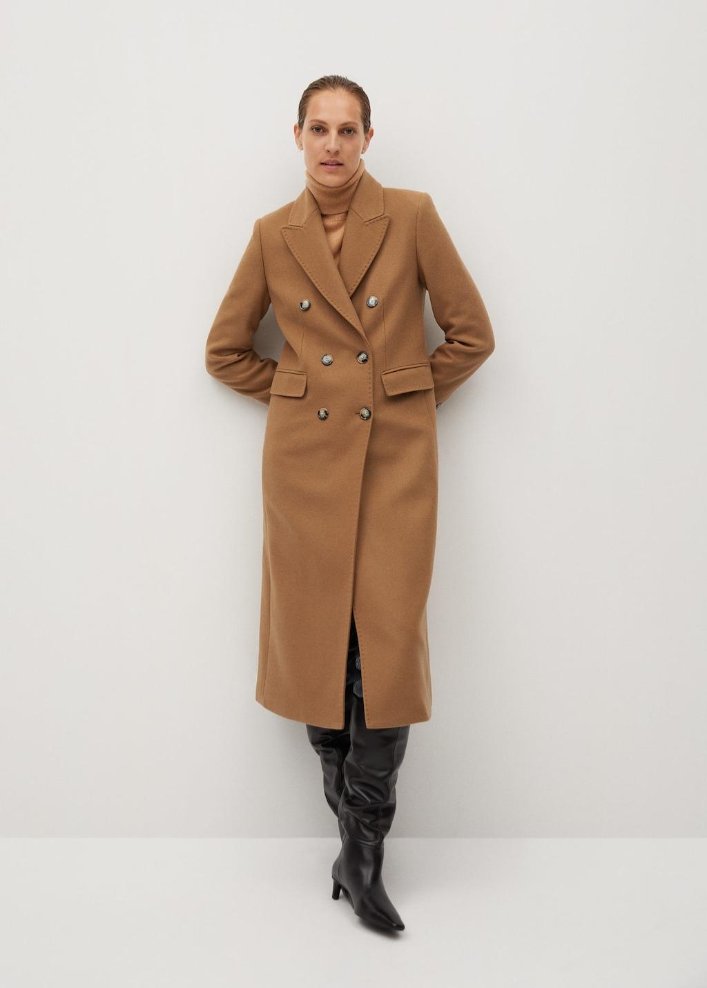 cappotti low cost autunno inverno 2020-21 Mango