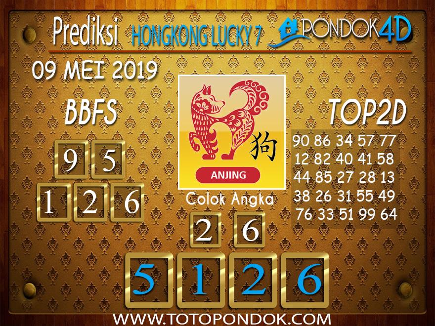 Prediksi Togel HONGKONG LUCKY 7 PONDOK4D 30 MEI 2019