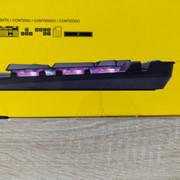 P: Klavesnica Corsair K70 RGB MK.2 Low profile rapidfire