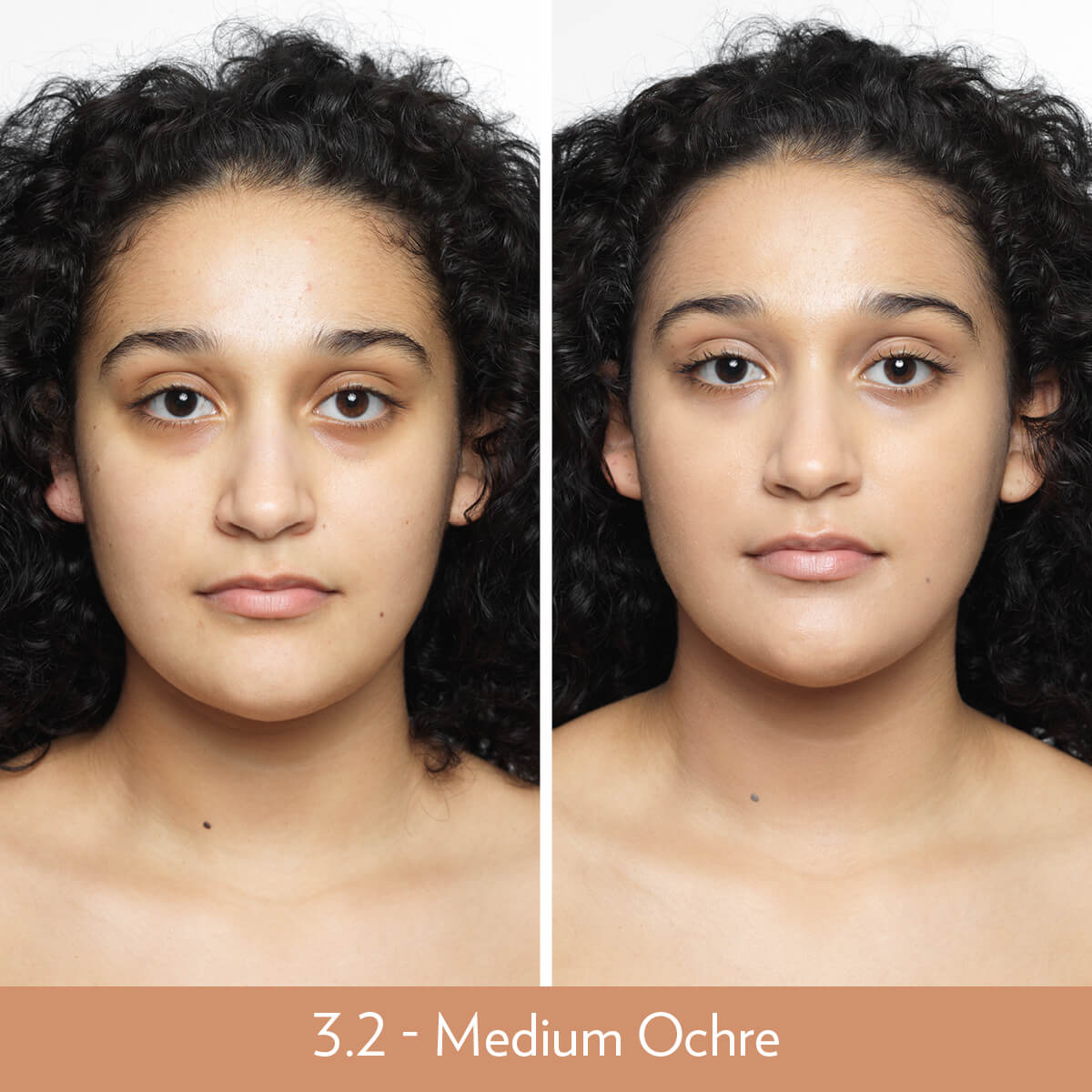 3-2-Medium-Ochre-Before-and-After2 Nu Colour Bioadaptive BB