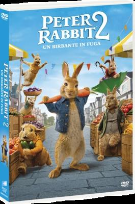 Peter Rabbit 2 - Un Birbante In Fuga (2021) DvD 9