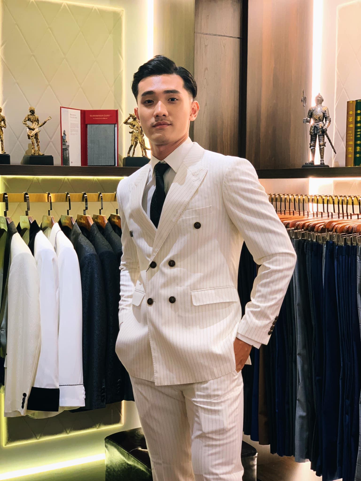Thông Hoàng (1996), model + diễn viên ko nổi tiếng