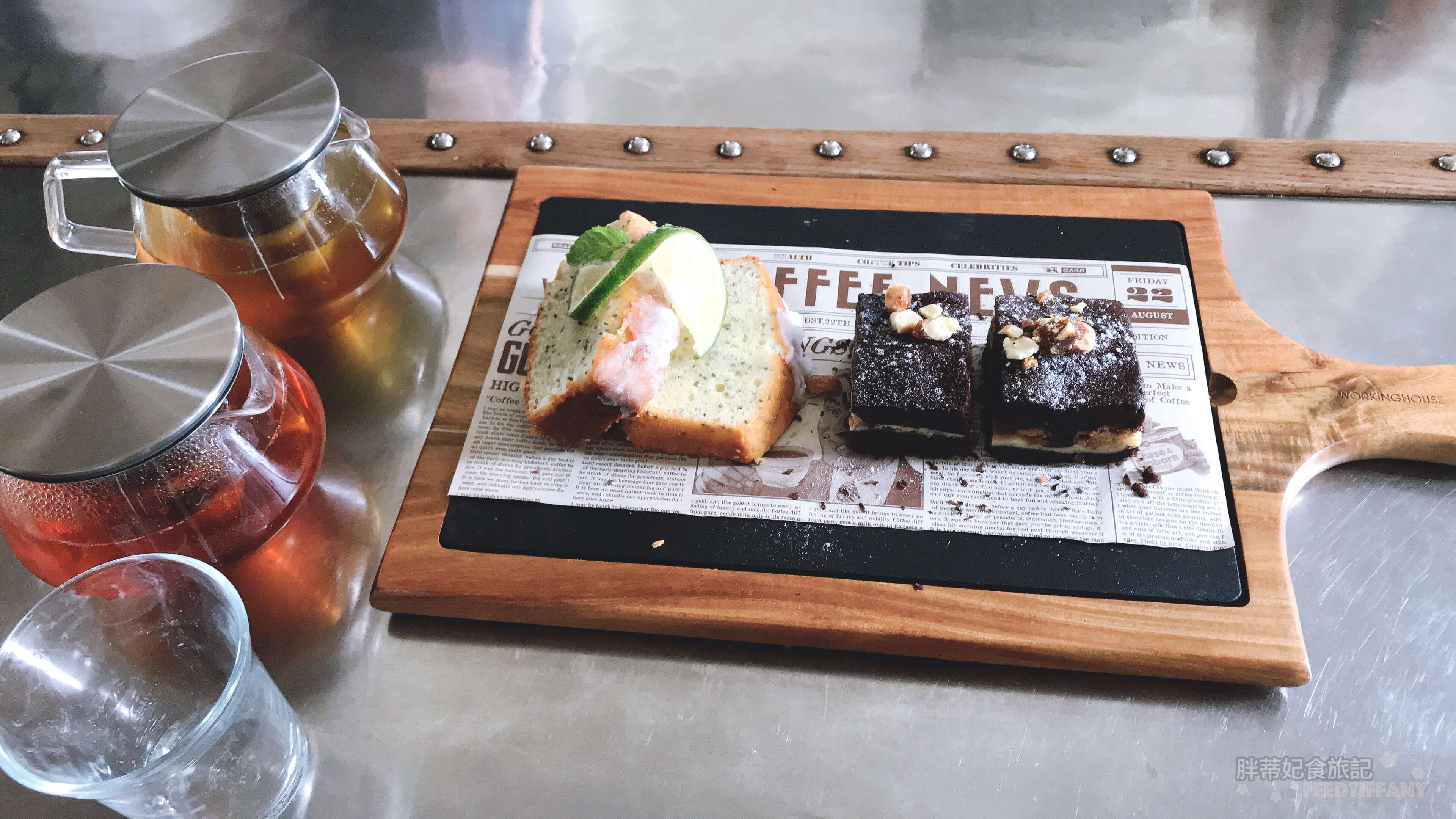 黑宅 午茶甜點與飲品,南非國寶茶很好喝