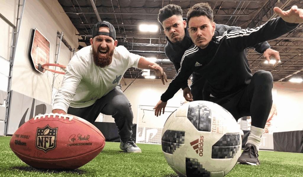Snap Sports Football Team Players